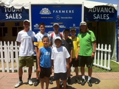 Dimitar Tennis Academy Tournament Travel Team 1