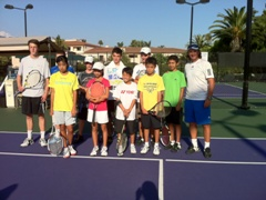 Dimitar Tennis Academy Tournament Travel Team 2